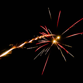 Fire-Dragon by Nguyen Trong - Abstract Fire & Fireworks ( sony, new year, indonesia, fireworks, bandung,  )