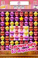 Screenshot of Liv's Cupcake House