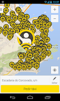 Screenshot of 99Taxis - Taxi cab app