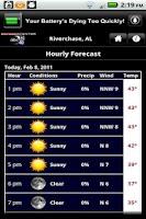Screenshot of 3340 Weather