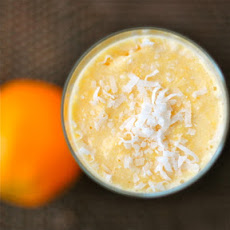Coconut Pineapple Orange Smoothie