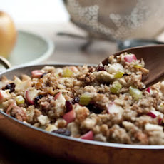 Apple-Raisin Stuffing