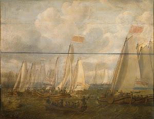 RIJKS: Abraham Alewijn (1673-1735): painting 1701