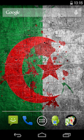 Screenshot of Flag of Algerian