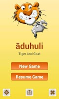 Screenshot of āduhuli - Tiger and Goat