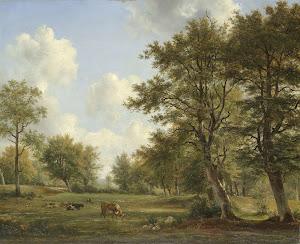 RIJKS: George Jacobus Johannes van Os, Pieter Gerardus van Os: painting 1839