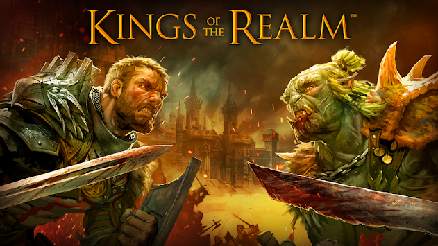 Kings Of The Realm - MMORTS APK screenshot thumbnail 11