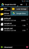 Screenshot of Folder Tag for Google Drive
