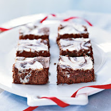 Cream Cheese-Swirled Brownies