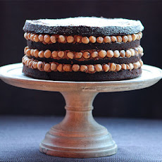 Chocolate-Hazelnut Layer Cake