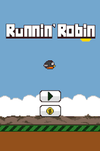 Runnin Robin - screenshot