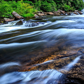 Waterscape by Naresh Balaguru - Landscapes Waterscapes ( waterfalls, waterscape )