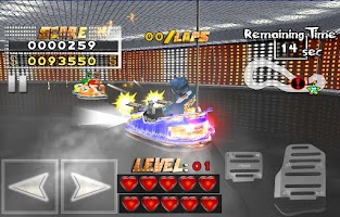 Screenshot of Bumper Car Destruction