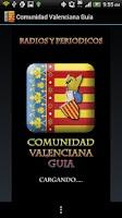 Screenshot of Community of Valencia Guide