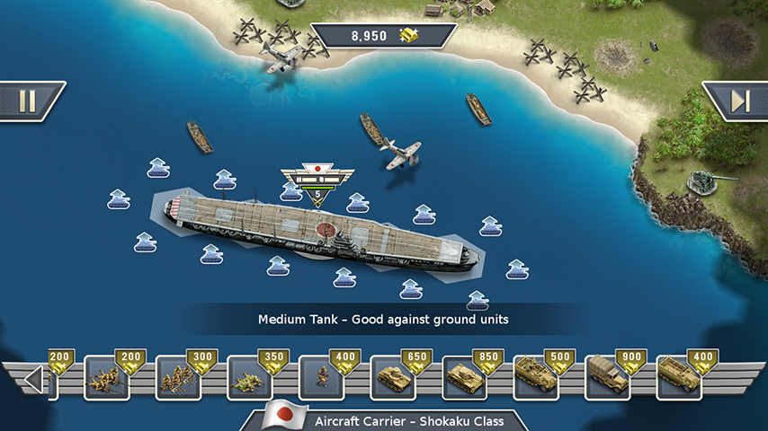 1942 Pacific Front Premium Screenshot 6