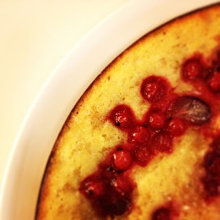 Sweet & Sour Cornmeal Cake