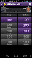 Screenshot of Quizmo - free trivia quiz game