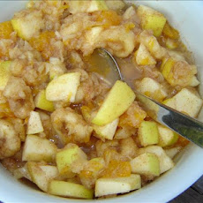 Samber Cinnamon Fruit Salad
