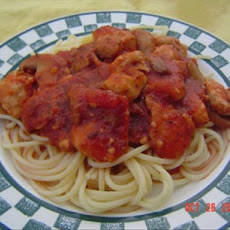 Quick & Easy Chicken Marinara