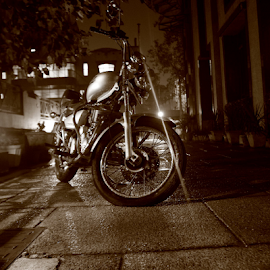 by Sridhar Balasubramanian - Transportation Motorcycles
