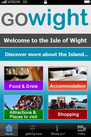 The GoWight App