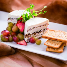 Goat Cheese, Grape And Walnut Spread Recipe
