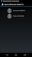 Screenshot of Xperia Z1 Bluetooth media fix