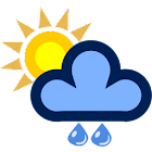 Weather 5 days icon