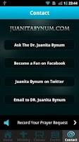 Screenshot of Dr Juanita Bynum Ministries
