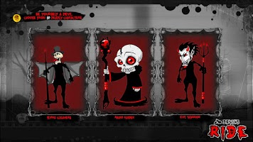Screenshot of Devil's Ride
