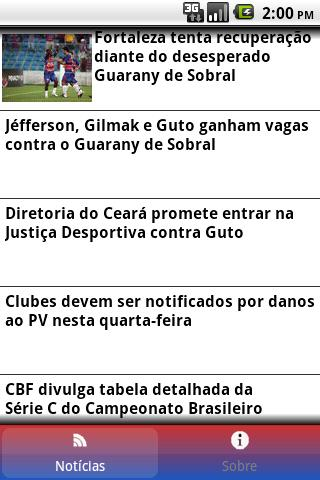 Fortaleza EC News [beta]