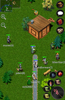Screenshot of Forgotten Tales Online MMORPG