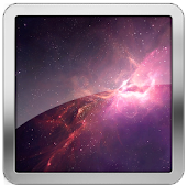 Andromeda Space Live Wallpaper APK for Bluestacks