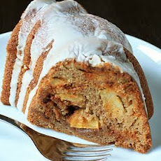 Apple Cinnamon Chip Bundt Cake
