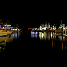 by Jay Fite - Transportation Boats