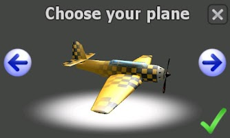 Screenshot of World Air Race