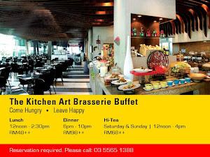 Kitchen Art Brasserie Buffet Malaysia Food Restaurant Reviews