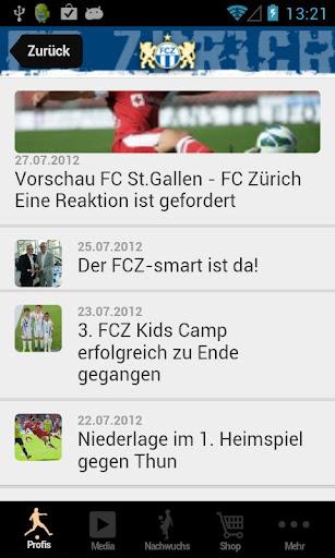 FC Zurich FCZ