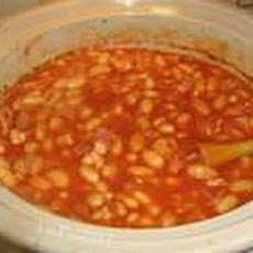 Best Ever Baked Beans (Crock Pot)