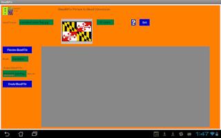 Screenshot of iBeadBPix