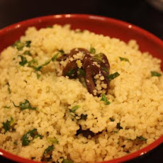Couscous With Olives and Lemon