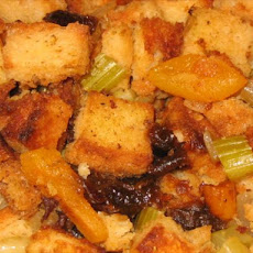 Gluten-Free Dressing / Stuffing With Dried Fruit - Kosher