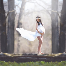 Wild by Skaiste Sky - People Maternity ( love, maternity, art, pregnancy, pregnant, beauty, photography )