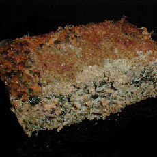 Wheat Germ Picnic Cake