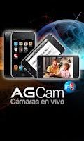 Screenshot of AGCam