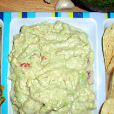 Easy Never Forgotten Guacamole