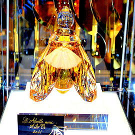 La Perfume- Galleries Lafayette, Paris by Sajal Gupta - Artistic Objects Glass (  )