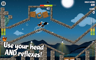 Screenshot of Flying Fox