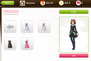 Screenshot of My Candy Love