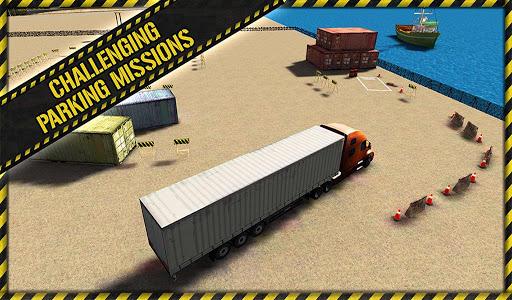 Trucker Parking الشاحنة الرائعة u6PXONugbe8skjdEFGpj